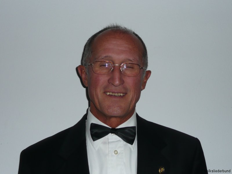 Klaus Westenberger - Zweiter Schriftführer